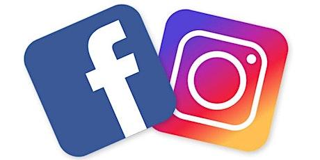 Instagram / Facebook : initiation (en présentiel) tickets