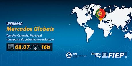 Webinar Mercados Globais: Portugal bilhetes