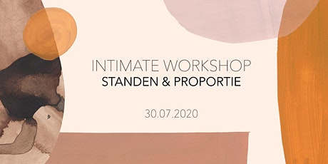 Intimate Workshop - STANDEN & PROPORTIES tickets