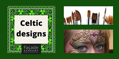 Facade Academy Online - Celtic Designs (8pm) tickets