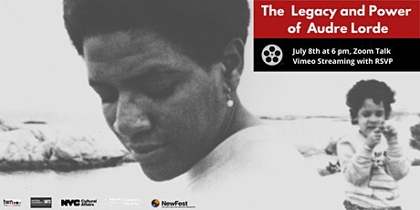 The Legacy and Power of Audre Lorde tickets