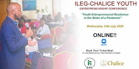 Ileg-Chalice Youth Entrepreneurship Conference 2020 tickets