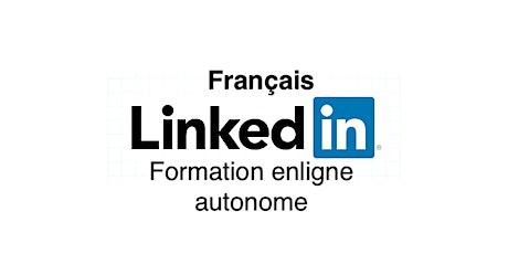 Linkedin Formation enligne (extrait gratuit) Eligible au CPF billets