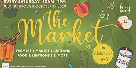 The Market at Whitechapel Projects tickets
