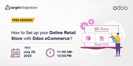 How to Set up your Online Retail Store with Odoo eCommerce? tickets