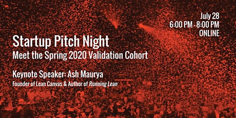 Startup Pitch Night Tickets