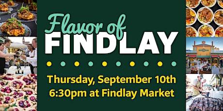 Flavor of Findlay tickets
