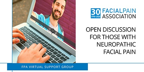 FPA Virtual Support Group - Weekly tickets