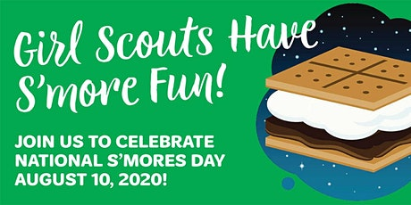 National S'Mores Day Event with Girl Scout Network and Friends tickets