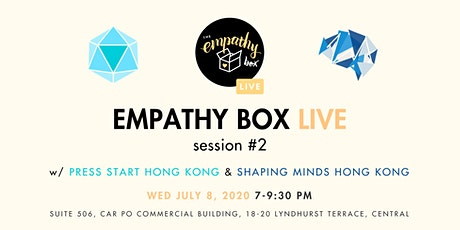 Empathy Box LIVE Session #2 tickets