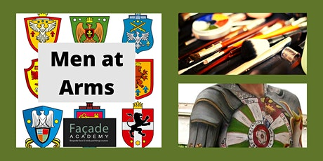 Facade Academy Online - Men at Arms (8pm) tickets