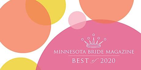 Minnesota Bride  |  Best Of Virtual 2020 Awards tickets
