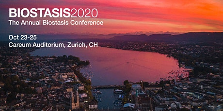 Biostasis2020 - Annual Biostasis Conference tickets