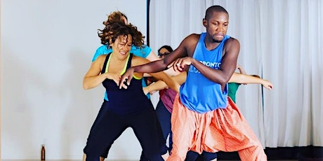 Outdoor African Dance Class with Pulga tickets