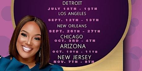 The Black Authors Matter, Book Tour - Detroit Edition tickets