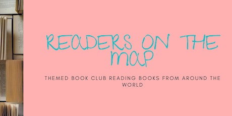 Readers on the Map Book Club tickets