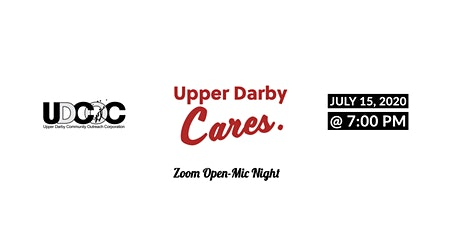 Upper Darby Cares - Open Mic Night for Community Relief tickets