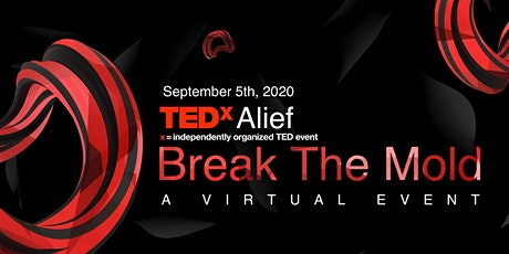 TEDxAlief 2020 - Virtual Event tickets