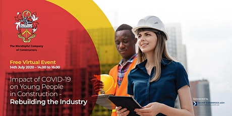 Impact of COVID-19 on Young People in Construction tickets