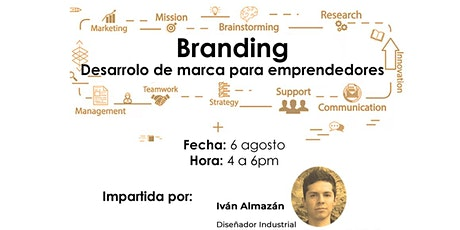 Branding: desarrollo de marca para emprendedores entradas
