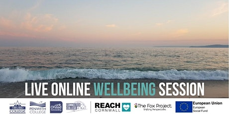 Live Wellbeing Session tickets