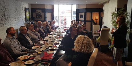 WE ARE BACK Bovey Tracey / Chudleigh G12 Business Networking - 10th Mar tickets