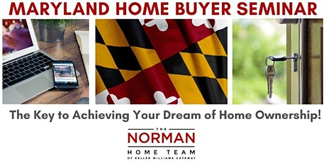 Home Buyer Seminar | Maryland - Baltimore County & Harford County tickets