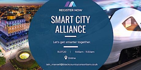 Smart City Alliance tickets
