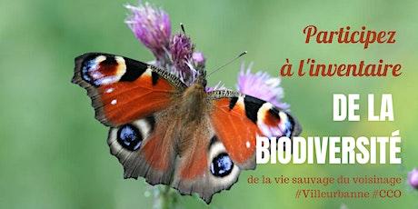 A la découverte de la biodiversité du parc de l'Autre Soie billets