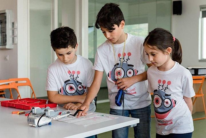 Immagine HelloRobot Summer Camp |7-12 anni|Robot Hero!
