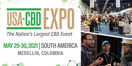 USA CBD Expo - South America - Medellin, Colombia tickets