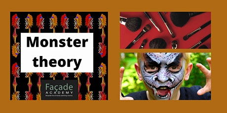 Facade Academy Online - Monster Theory (12pm) tickets