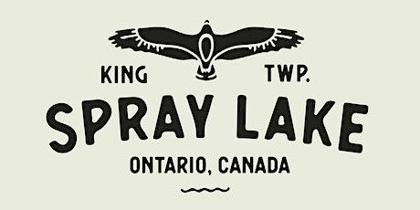Spray Lake tickets