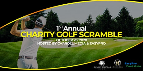 1st Annual Charity Golf Scramble - Hosted by Carroll Media and EasyPro tickets
