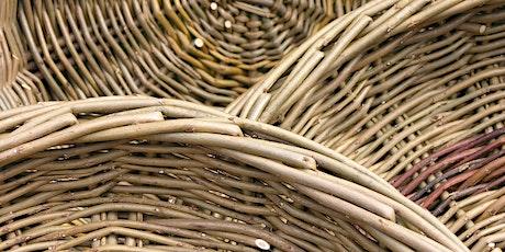 Beginners basket weaving workshop