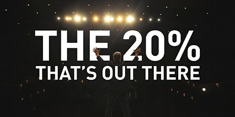 The 20% That's Out There-JULY  START-Online 10 Week Course tickets