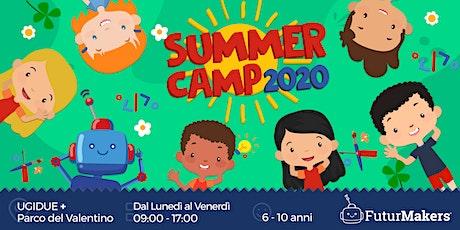 Summer Camp luglio (6-10 anni) biglietti