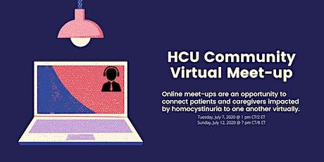 Classical Homocystinuria Virtual Meet-up Tickets