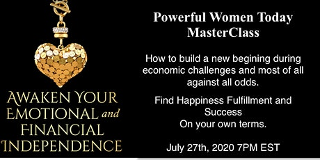 Starting Over -15 Steps to Claim Your Power & Build the Life of your Dreams tickets
