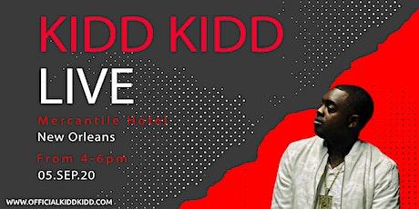 Lasserre Party with Kidd Kidd tickets