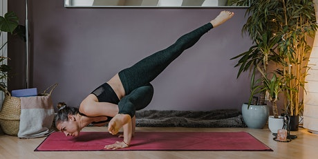 STUDIO | Take Flight - Advancing your Arm Balances tickets