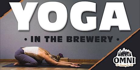 Sunday Morning Yoga at Omni tickets
