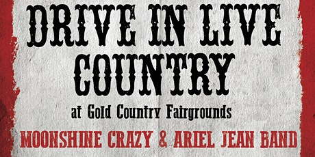 DRIVE IN LIVE COUNTRY Benefiting local Food Banks tickets