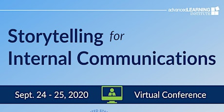 Storytelling for Internal Communications-VIRTUAL tickets