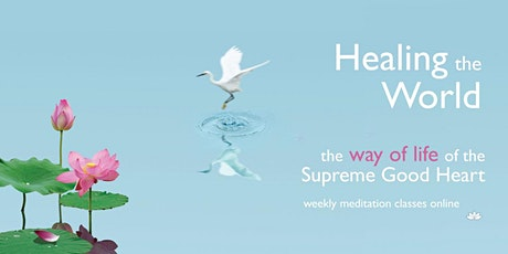 Online Meditation Class -Increasing Our Patience in Daily Life - July 15 tickets