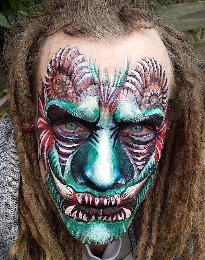 Facade Academy Online - Monster Design (8pm) image