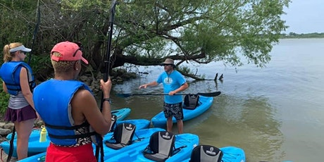 2 Hour Guided Kayak Tour tickets