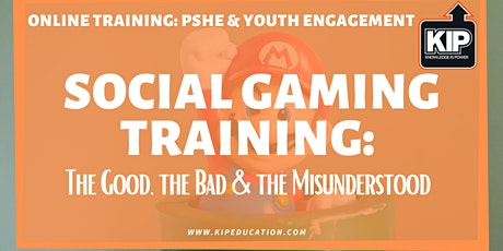 WEBINAR: Social Gaming – The Good The Bad & The Misunderstood tickets