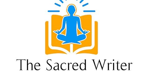 The Sacred Writer Workshop tickets