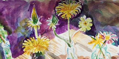 Wildflowers in colour with Sarah Longley tickets